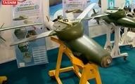 «بمب یاسین» به پیشران راکتی مجهز شد+عکس