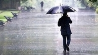 پیش بینی باد و باران در شش استان