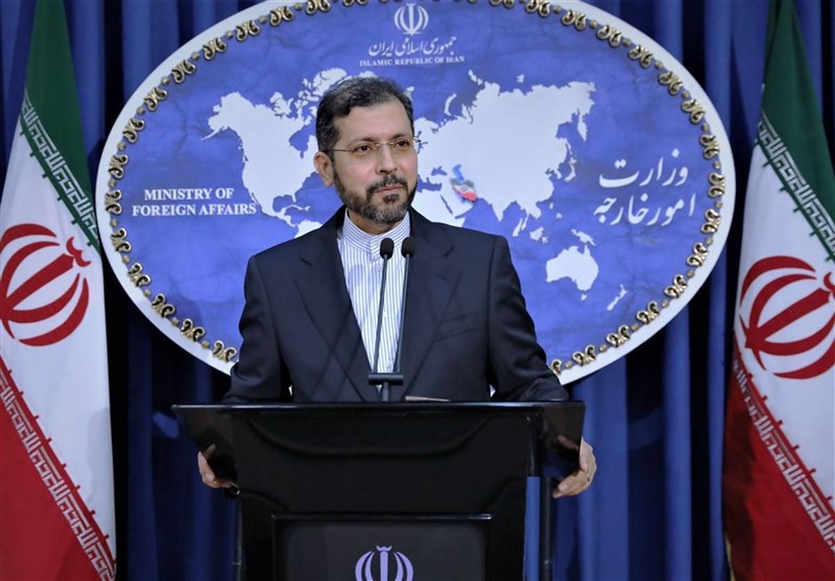 خطیب زاده:نقض مصونیت این دیپلمات ایرانی یک بدعت غیرقابل قبول است