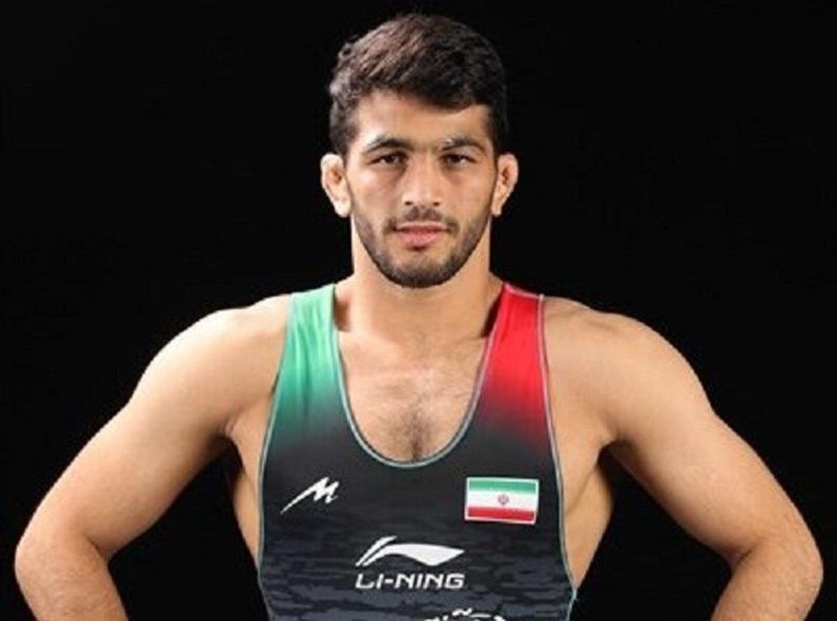 کشتیگیر  |حضور حسن یزدانی در المپیک