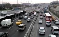 میزان ترددها در کل کشور    افزایش۶۷ درصدی تردد جادهای نوروز امسال