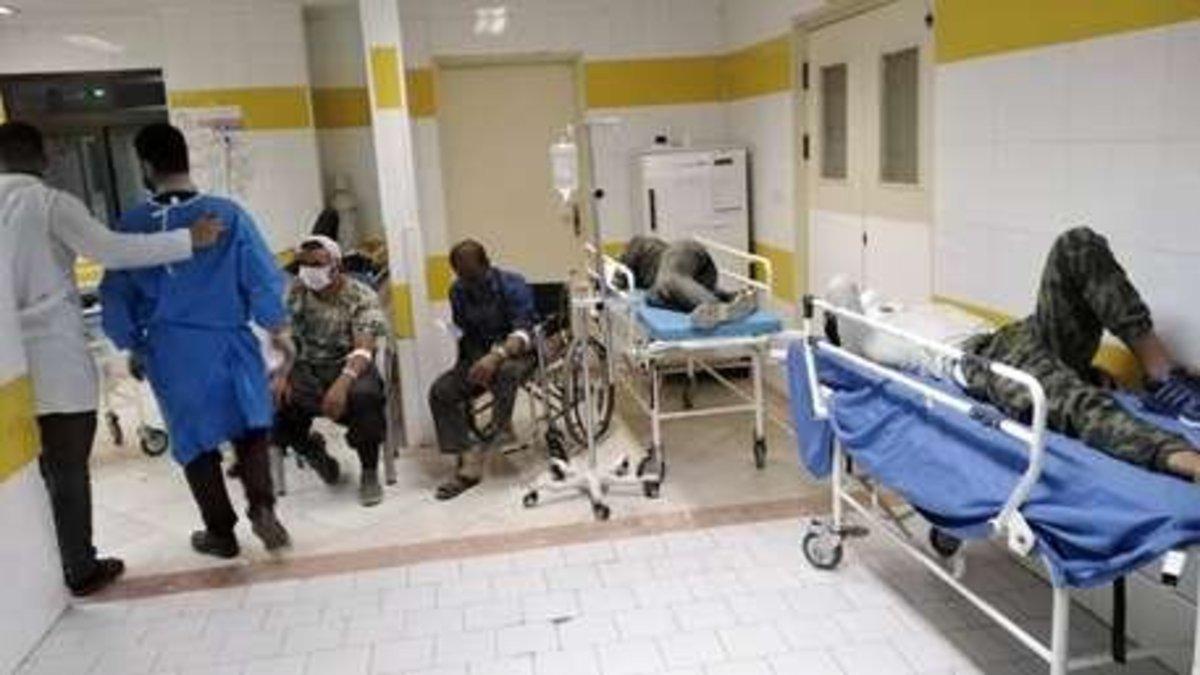 اتوبوس اتباع افغان در دامغان واژگون شد