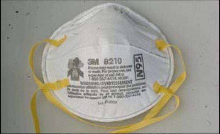 ماسک N95 بهترین نوع ماسک برای مقابله با ویروس کرونا