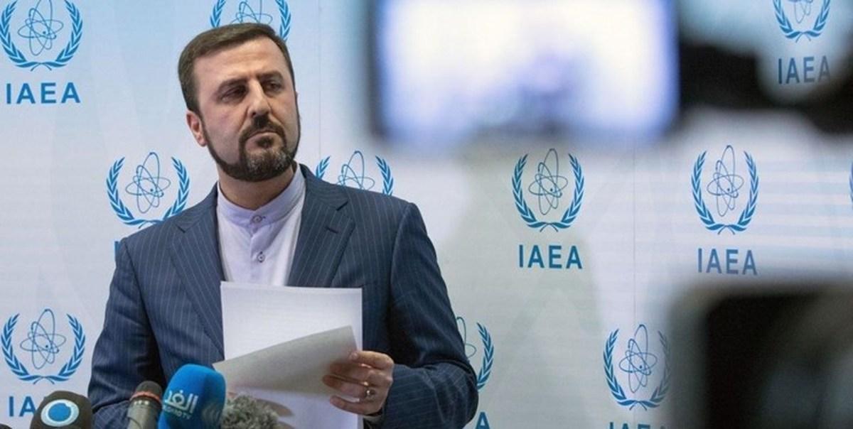 نامه ایران به مدیرکل آژانس درباره برنامه پنهانی سلاحهای هستهای رژیم صهیونیستی