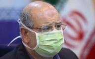 بازدید نوروزی رییس ستاد مبارزه با کرونای تهران از بیمارستان مسیح دانشوری