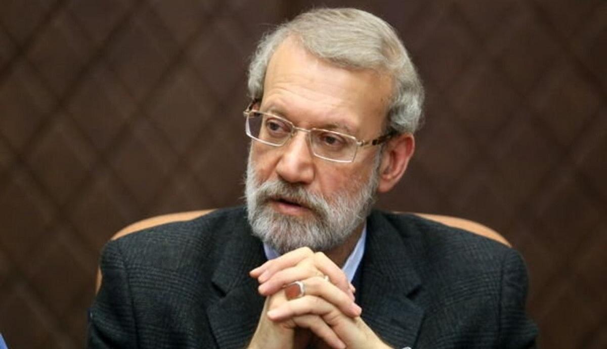 توئیتر اکانت علی لاریجانی را مسدود کرد