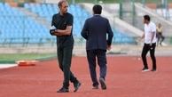 نویدکیا: جای ذوبآهن در اینجای جدول نیست  داربی اصفهان بازی پیچیدهای است