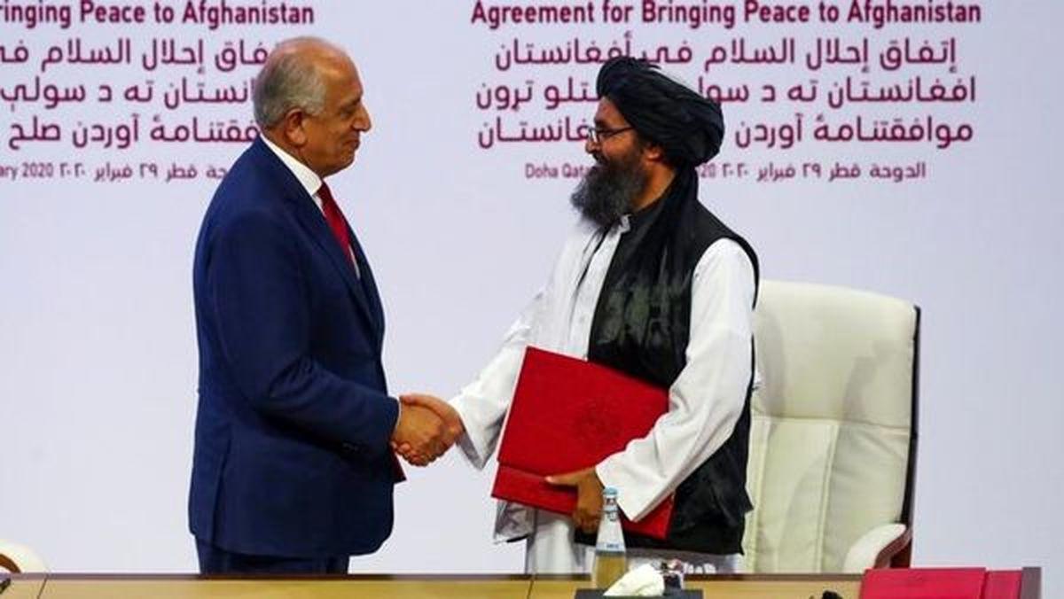 پشتپرده توافق پنهانی آمریکا با طالبان