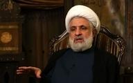 معاون دبیرکل حزبالله  |  اسرائیل اگر به لبنان حمله کند، کاری میکنیم ستارگان شب را در روز روشن ببینند
