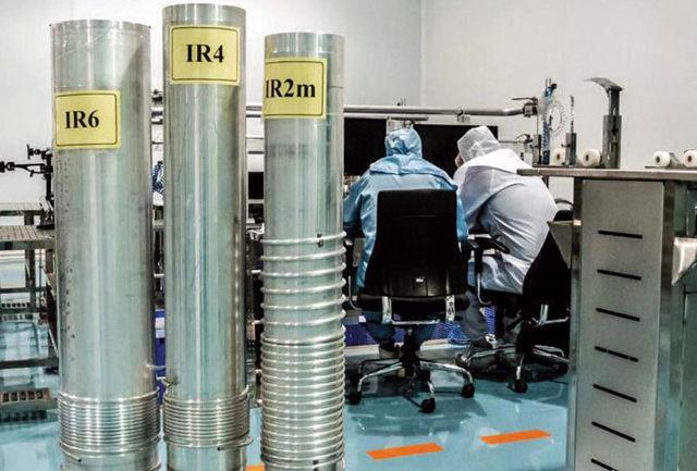 آژانس:سطح غنیسازی اورانیوم در نطنز بیش از 60 درصد   است
