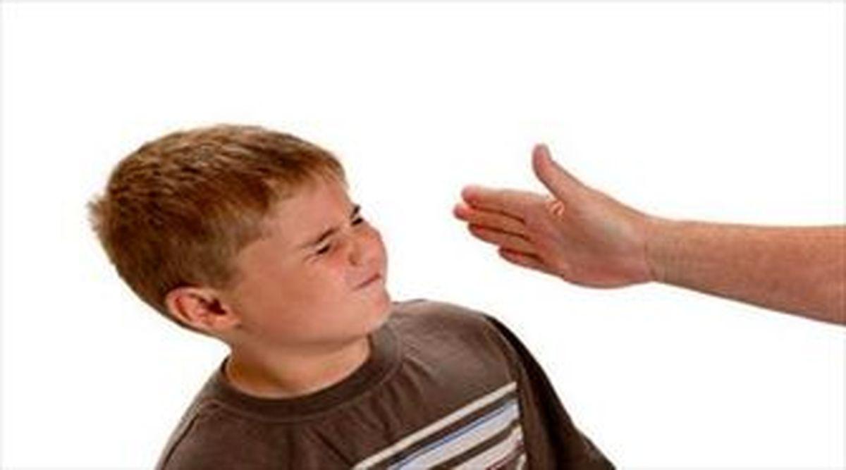 مضرات تنبیه بدنی کودکان+ جزئیات
