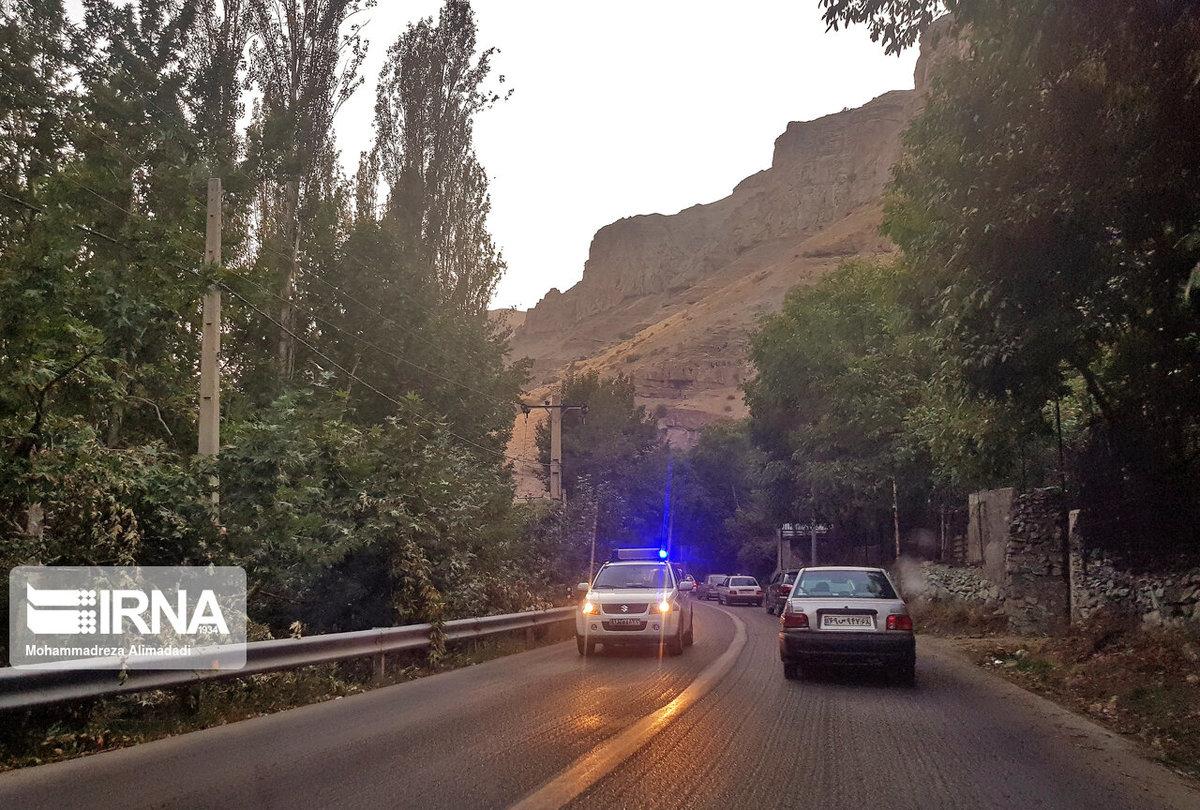 سرپرست پلیس راه مازندران: مسافران بازگشت خود را به ساعات پایانی روز موکول نکنند