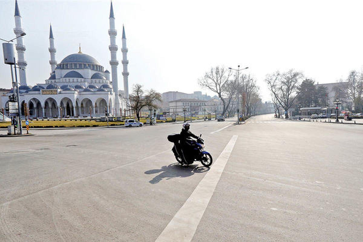 ترکیه تعطیل میشود   تغییر فاز مهار کرونا به «قرنطینه سراسری»