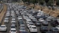 وضعیت ترافیک در ورودی و خروجیهای مشهد