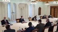 دیدار و گفتگوی «بشار اسد» با فرستاده ویژه دولت روسیه