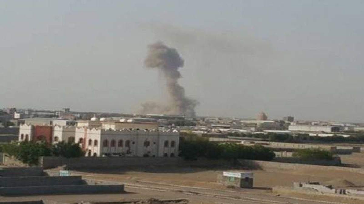 عربستان     فرودگاه صنعا بمباران شد