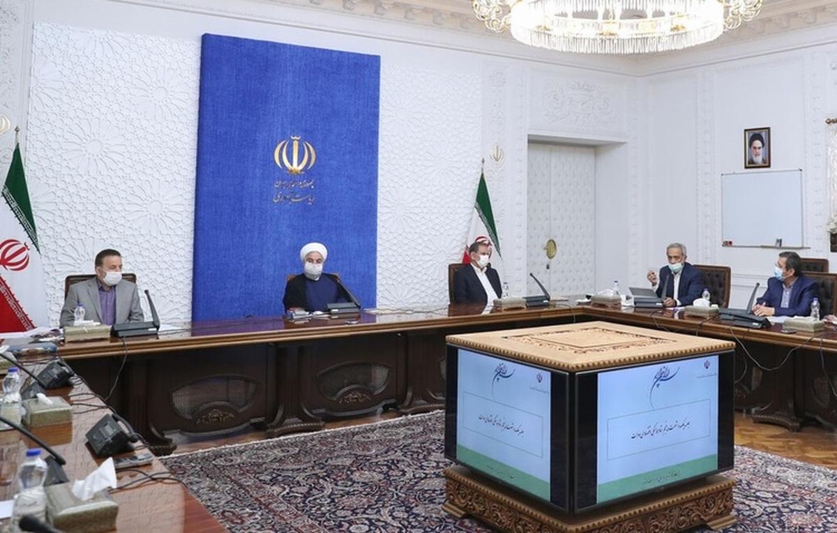 روحانی: نحوه خرید و فروش خودرو اصلاح شود