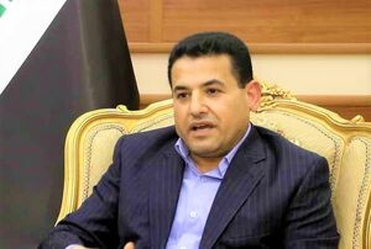 مشاور امنیت ملی عراق به ایران سفر می کند