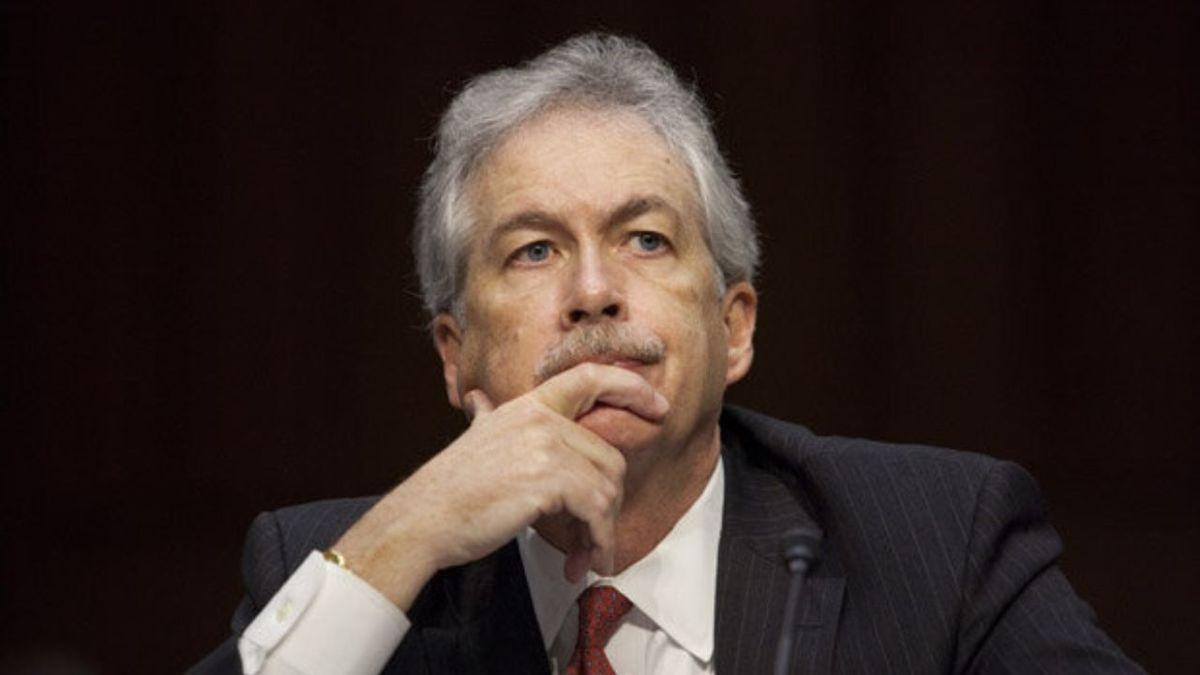 کمیته اطلاعات سنا صلاحیت برنز برای ریاست سیا را تائید کرد