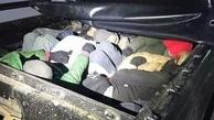 کشف باند قاچاق انسان به اروپا