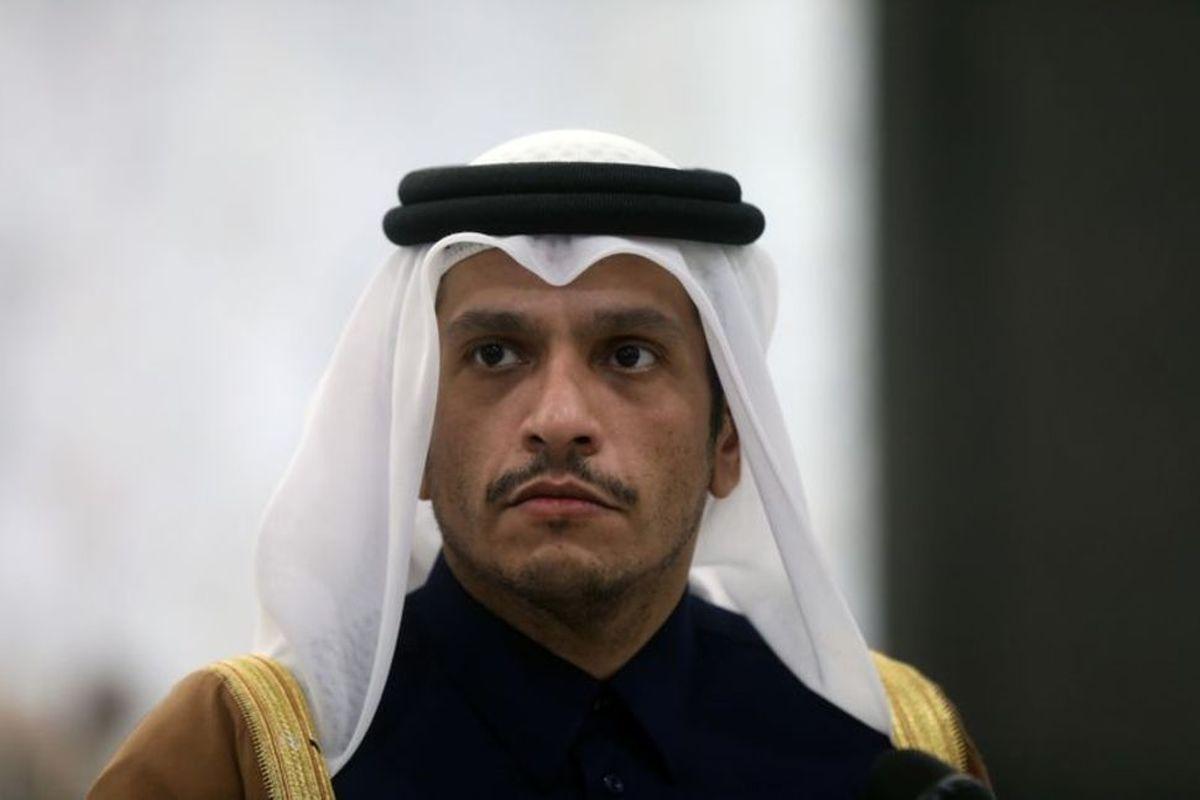 وزیر خارجه قطر      در حال تماس با ایران و آمریکا برای احیای برجام هستیم