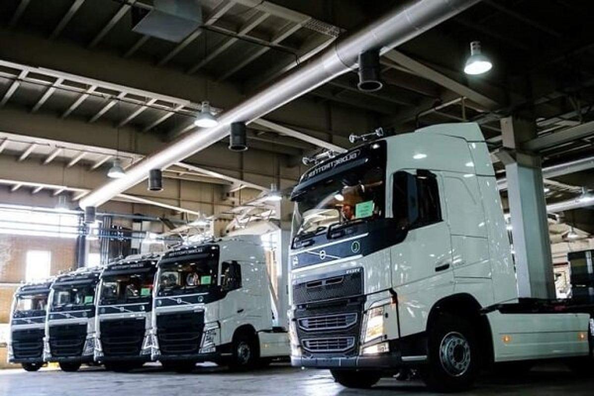 خبر خوش برای کامیون داران | ماشین سنگینهای خارجی ترخیص می شوند