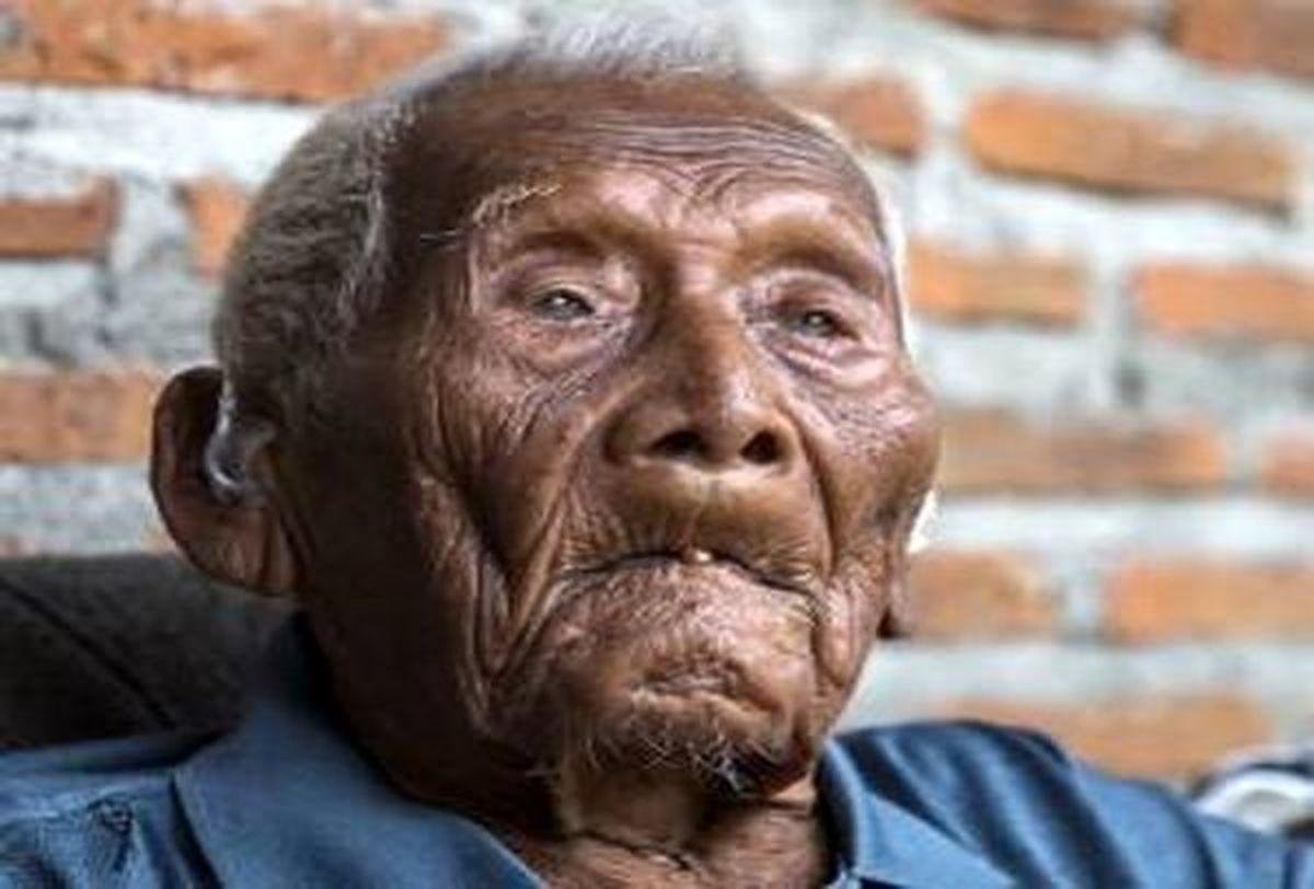پیرترین مرد جهان | زندکی در دوقرن ونیم