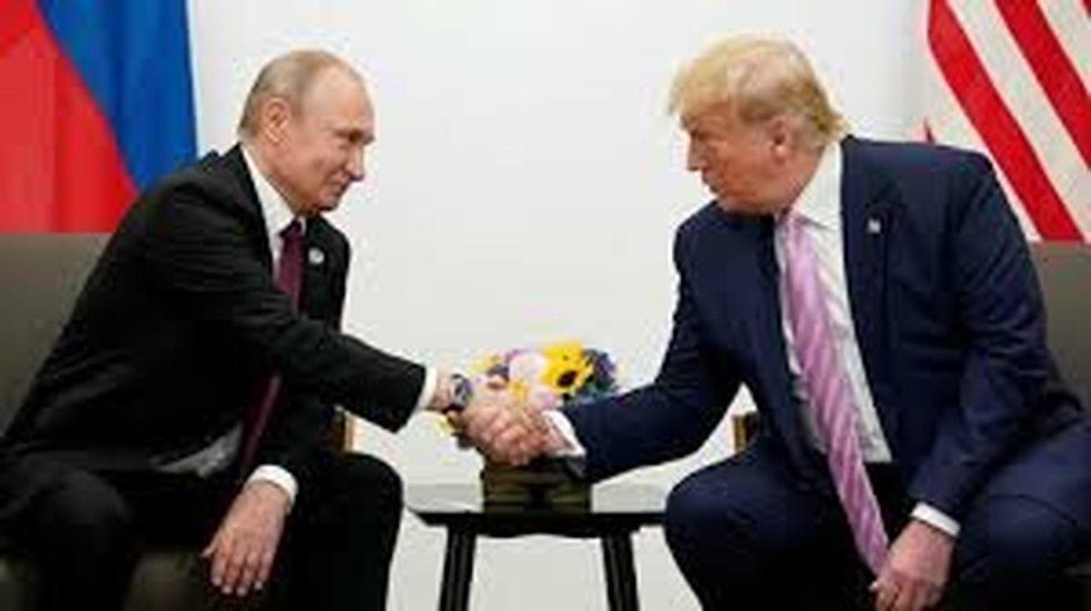 پوتین از پیشنهاد دعوت ترامپ به اجلاس جی ۷  استقبال کرد