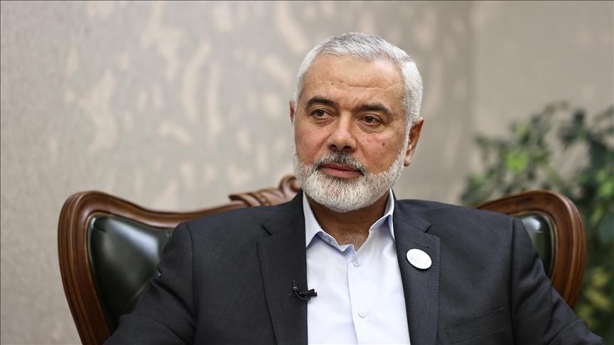 رئیس دفتر سیاسی حماس انتخاب شد