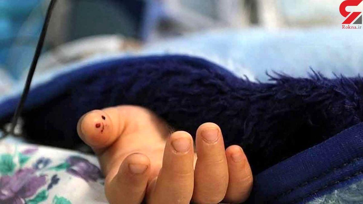 دختر کوچولوی 6 ساله ساوه ای ناگهان خشک شد | عجیب ولی واقعی