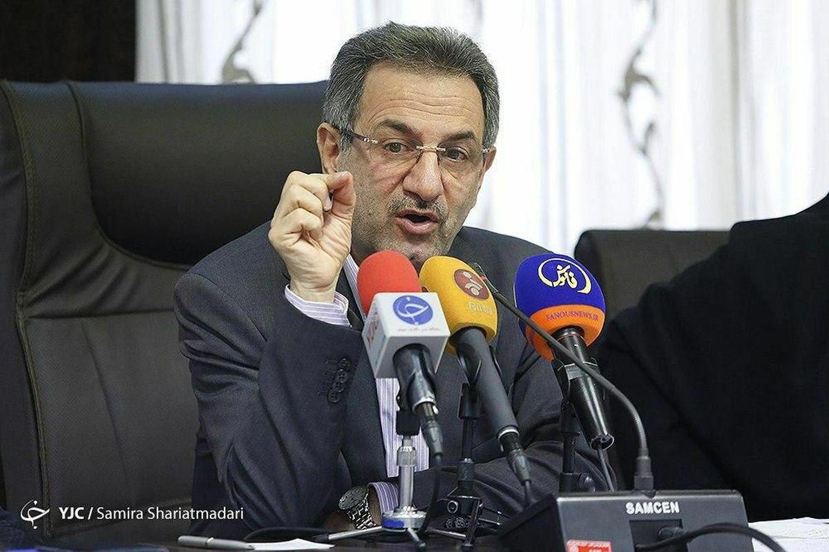 تمدید محدودیت های کرونایی تهران تا آخر این هفته