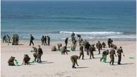 اتهام زنی جدید اسرائیل  |  ایران، سواحل اسرائیل را آلوده کرده