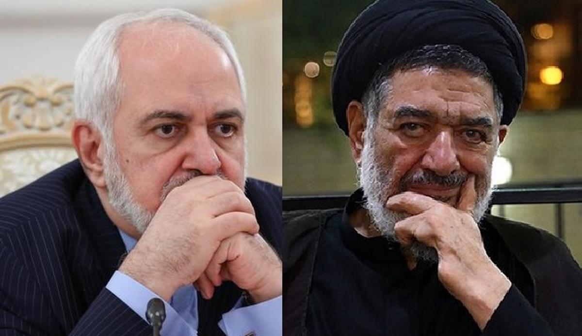 پیام ظریف برای درگذشت محتشمی پور