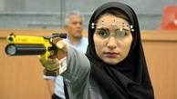تیراندازی بانوان المپیک     هانیه رستمیان از راهیابی به فینال بازماند