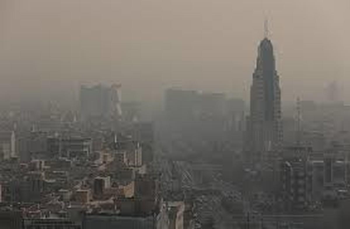 آسمان شهرها برای افزایش آلودگی هوا آماده  است