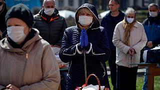 آمار مبتلایان به ویروس کرونا در سراسر جهان