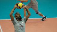 تیم ملی والیبال به ترکیب اصلی رسید|شریفی انتخاب نهایی آلکنو برای المپیک