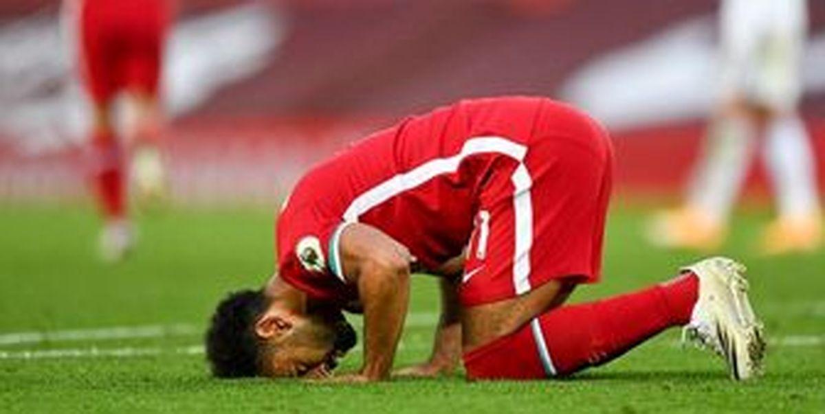 اقدام جالب سازمان لیگ انگلیس برای حمایت از فوتبالیست های روزه دار+ عکس