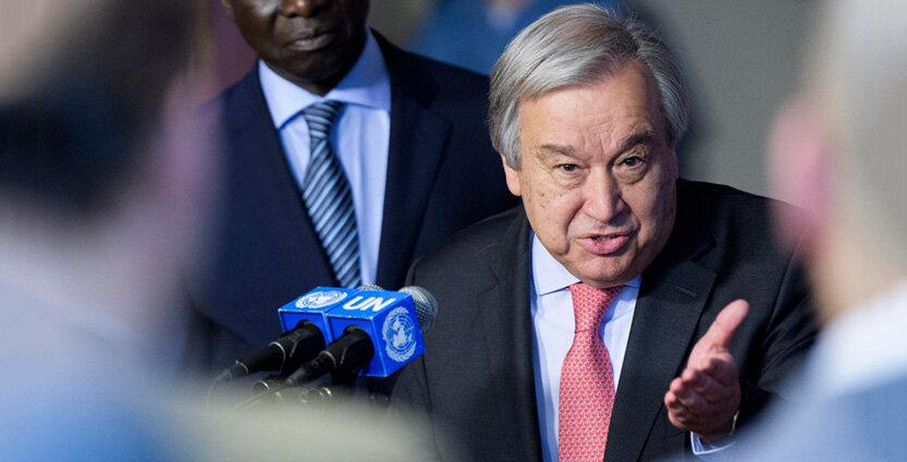 سازمان ملل  برای طالبان شرط گذاشت
