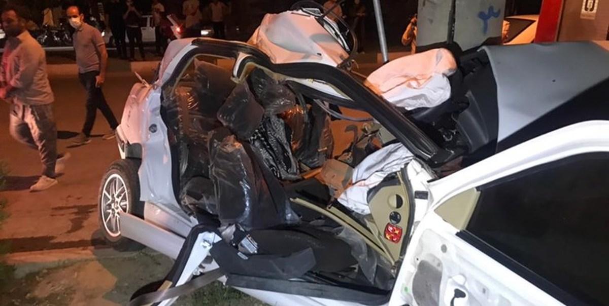 هر «۵۱ ثانیه» یک تصادف در تهران   ثبت ۱۶۰۰ مورد تصادف درهر روز