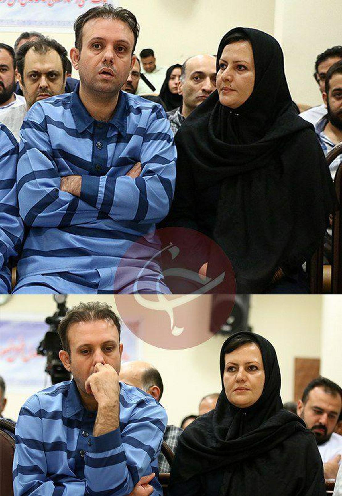 حکم اعدام برای سلطان خودرو و همسرش + عکس