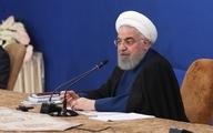 روحانی: استفاده از فرصت دوره کرونا برای توسعه دولت الکترونیک ضروری است