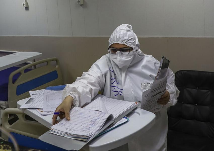کنترل بیماران ورودی و تختهای بیمارستانی خوزستان بسیار دشوار شده است