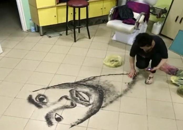 خلاقیتی که با مو به خرج داده اند!