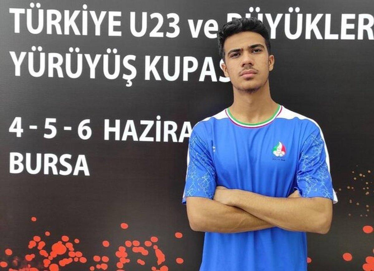 دونده ۲۰۰ متر ایران به فینال قهرمانی جهان نرسید