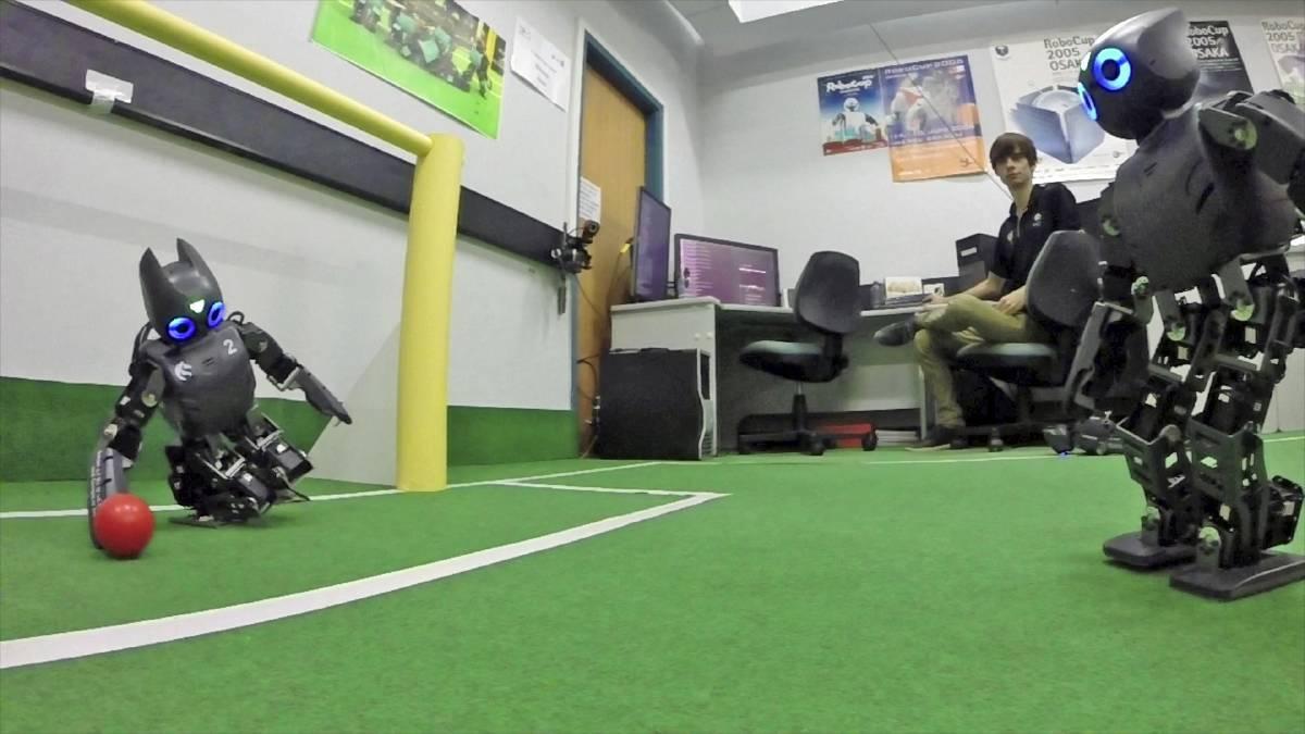 ویدئو؛ باخت تیم ایران در روبوکاپ آسیا پاسیفیک 2019