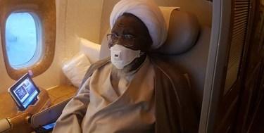 روزنامه نیجریهای  احتمال ممنوعیت درمان شیخ زکزاکی در خارج از کشور