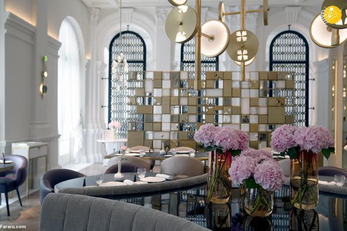 بازسازی مشهورترین هتل سنگاپور