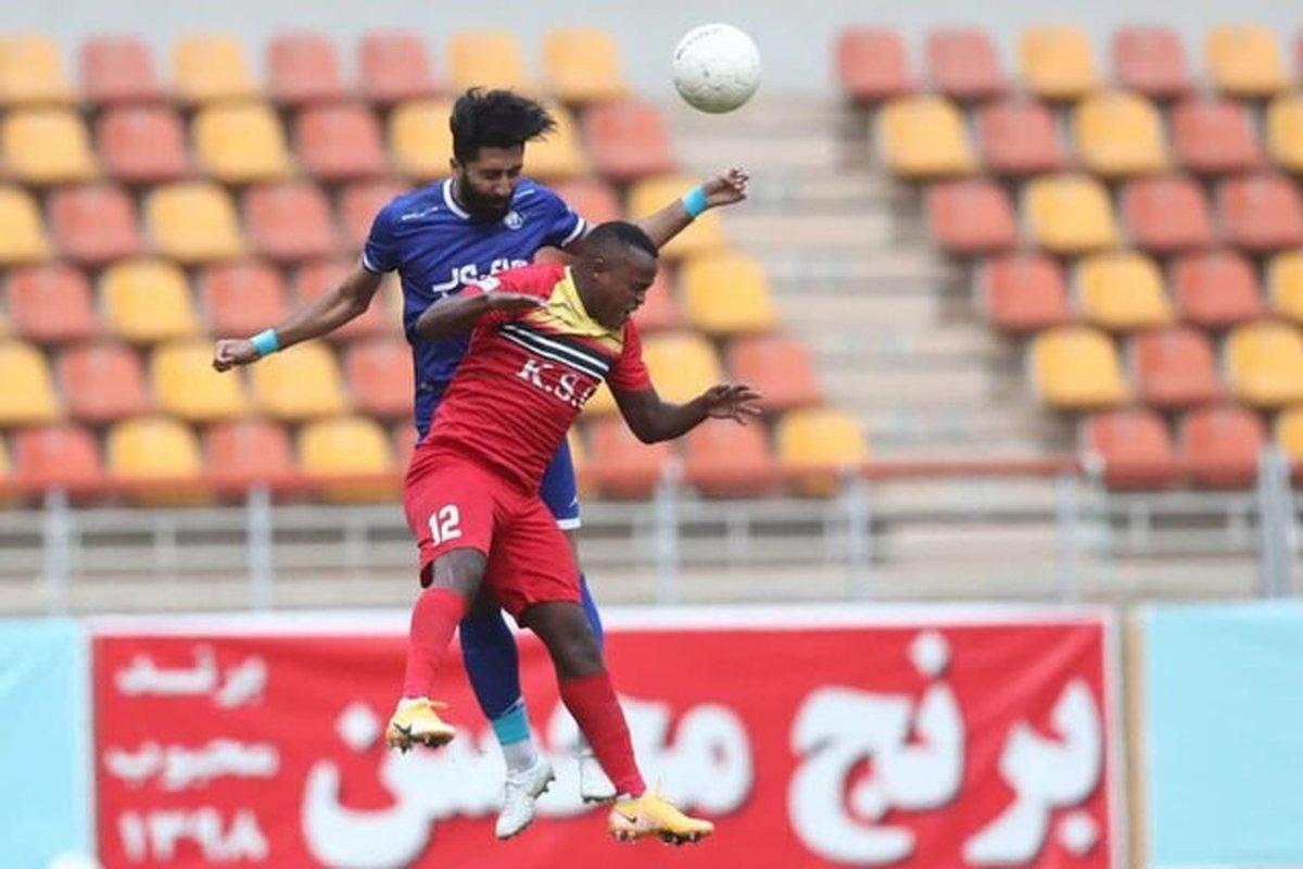 ترکیب استقلال و فولاد در فینال جام حذفی مشخص شد