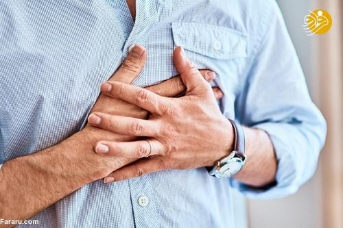 علت درد و سوزش قفسه سینه چیست و این درد چه زمان خطرناک است؟